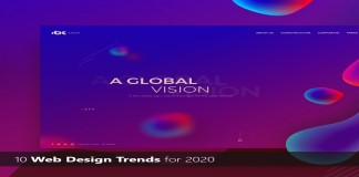 10 Web Design Trends for 2020