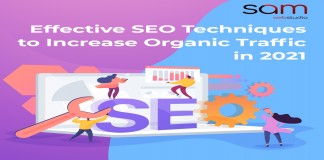 Effective SEO Techniques to Increase Organic Traffic in 2021
