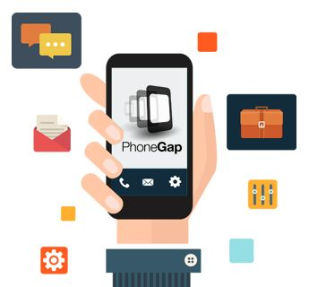 Create your app with PhoneGap